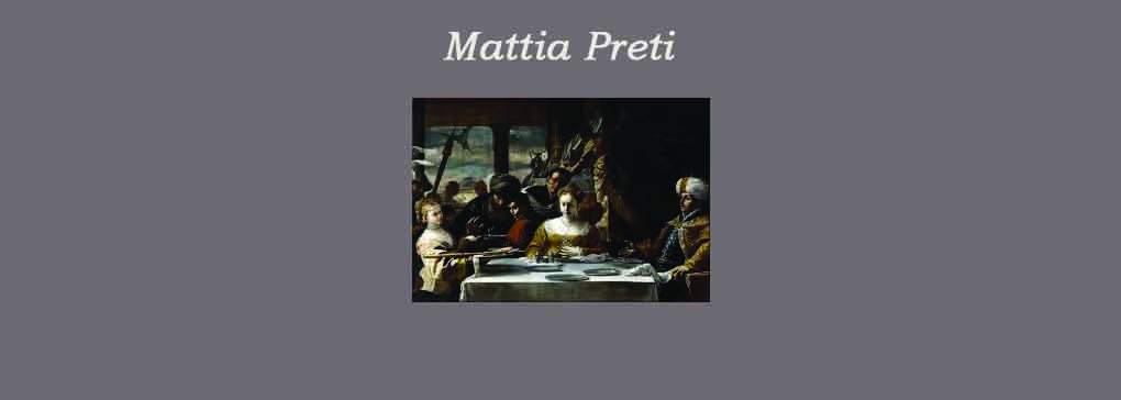 Mattia Preti and the Baroque Churches of Malta