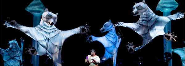 Puppetry in opera?