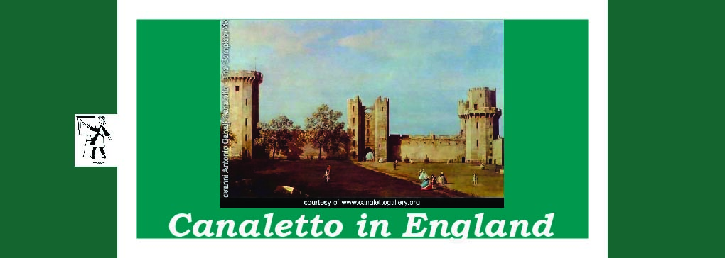 Canaletto's British Period