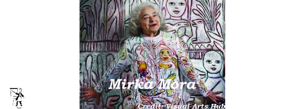 Mirka Mora
