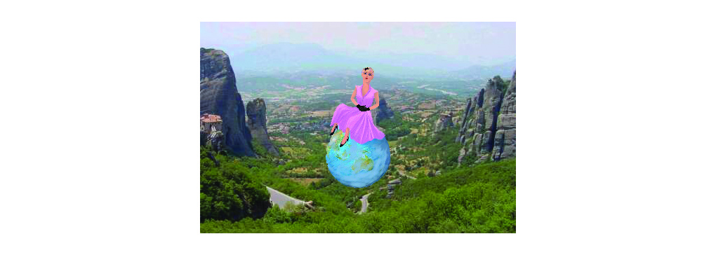 Join Jane in Greece and Visit Meteora with her