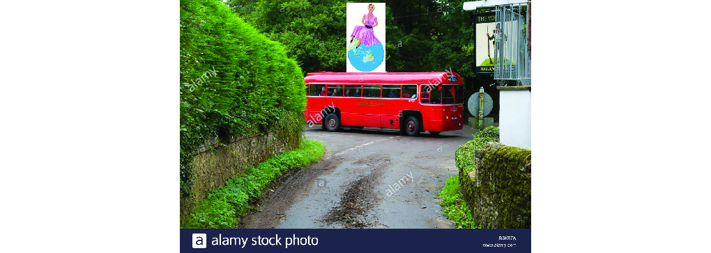 Jump onto the bus with Jane