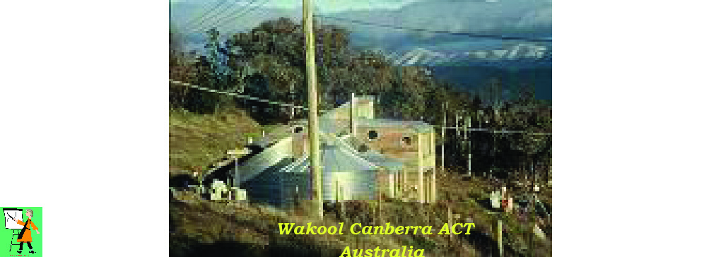 The Birth of a House called Wakool