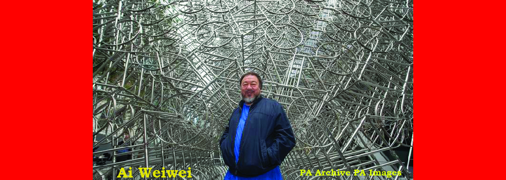 The Remarkable Ai Weiwei & his Bicycle