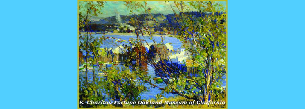 E. Charlton Fortune:  Artist Extraordinaire