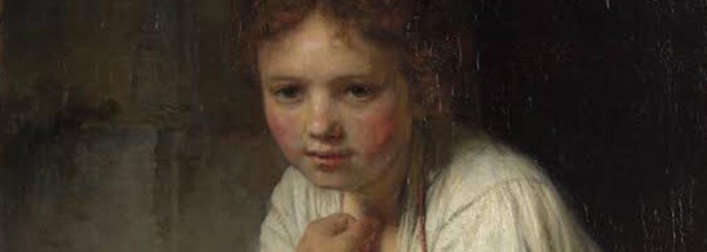 Eyes: Learning from Courbet and Rembrandt