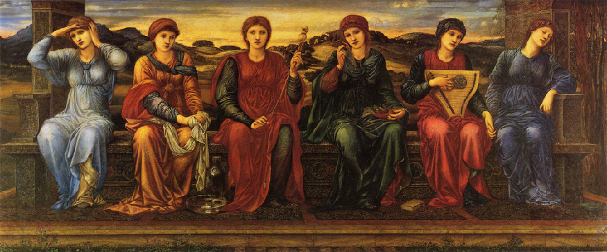 The Pre-Raphaelites changed the Perception of Women