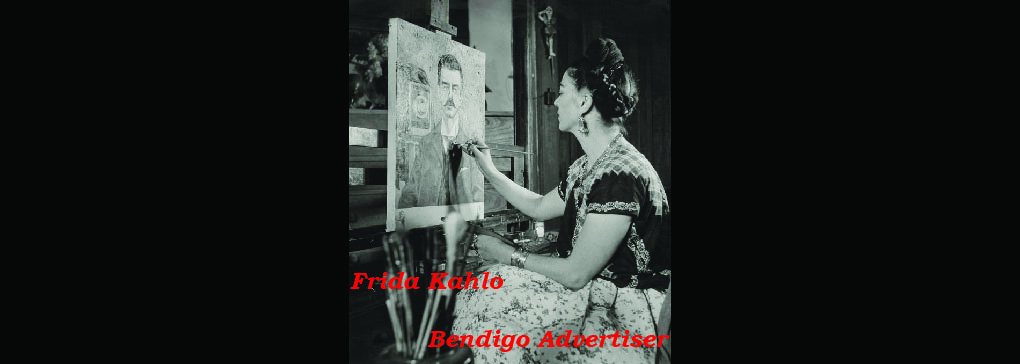 What has happened to Frida Kahlo?