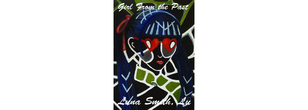 Eyes by Scottish Artist Luna Smith aka Lu