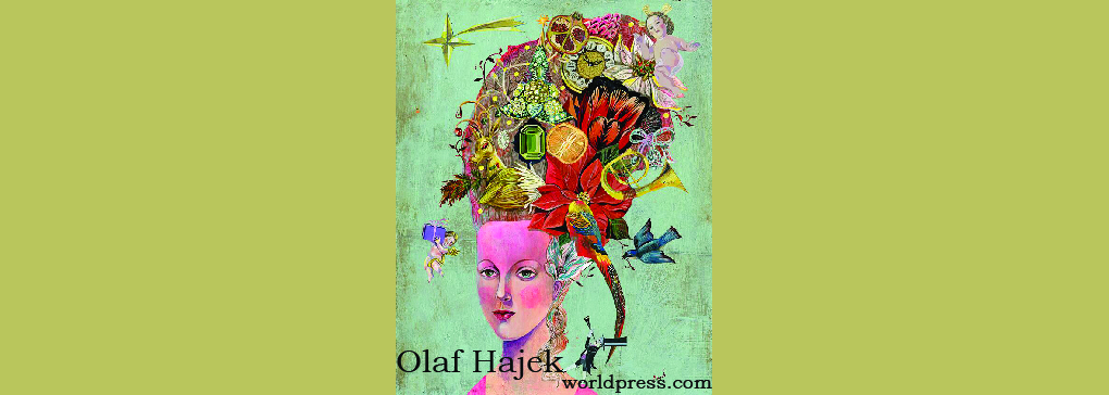 Olaf Hajek's Alternatives to Hair
