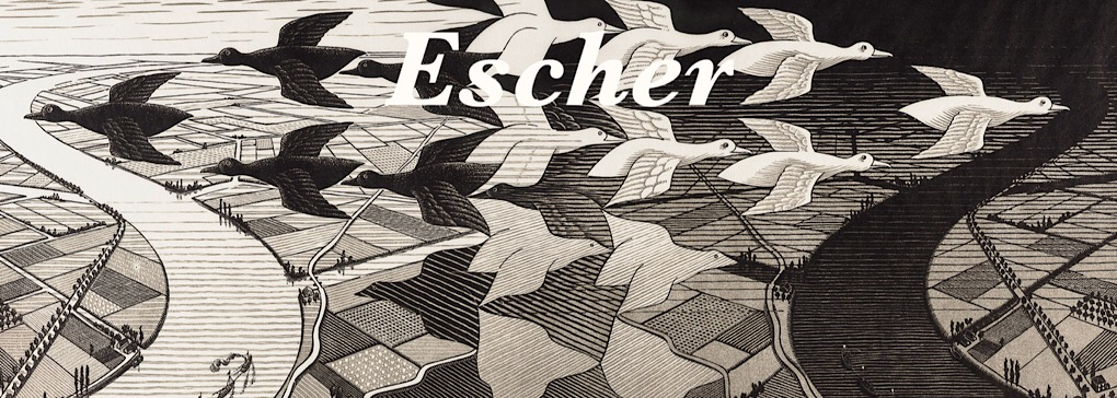 Indulging in some Escher Print Making