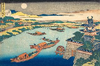 1-moonlight-on-the-yodo-river-katsushika-hokusai--Fine-Art-America-1