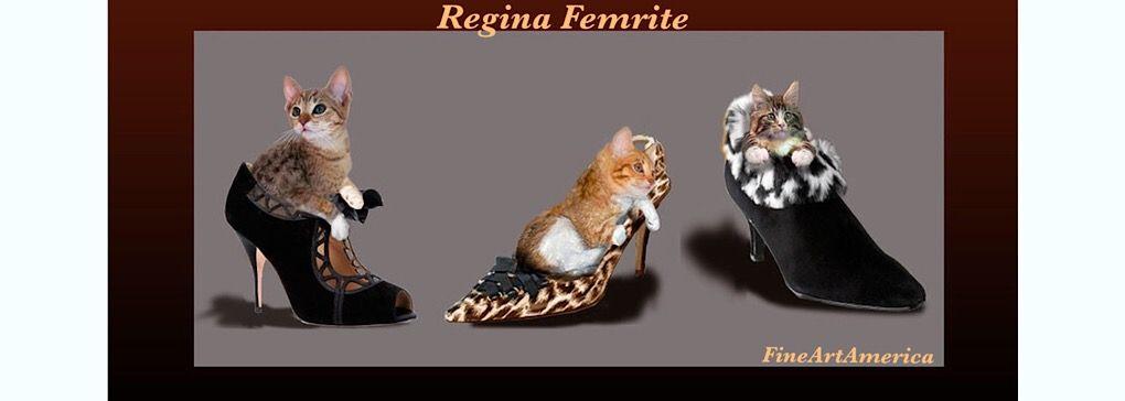 Regina Femrite with Something Different
