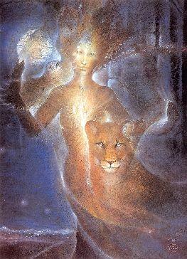 Susan-Seddon-Boulet-1941-1997---Brazilian-born-American-Goddess-painter---Tutt-Art@--26-