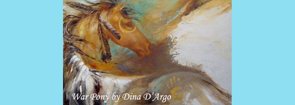 Dina D'Argo: Unbridled