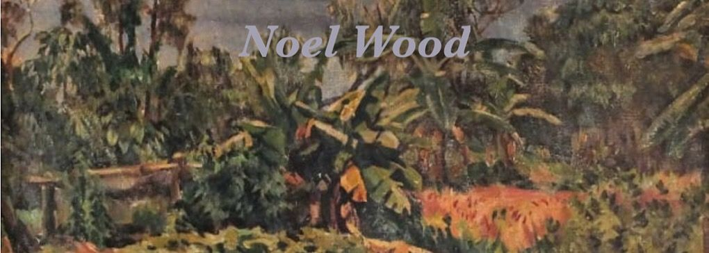 Noel Wood: The Robinson Crusoe of Art
