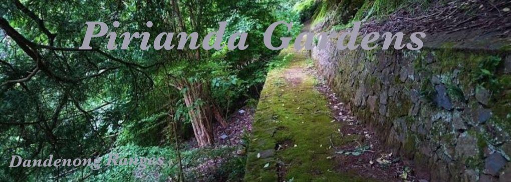 Pirianda Gardens, Olinda