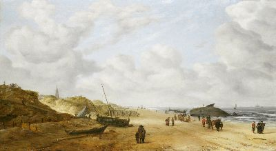 View_of_Scheveningen_sands-_by_Hendrick_van_Anthonissen