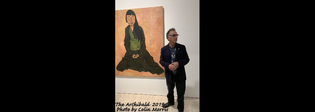 The Archibald Winners for 2019: Up Close and Personal