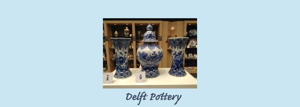 Delft Blue - Delfts Blauw