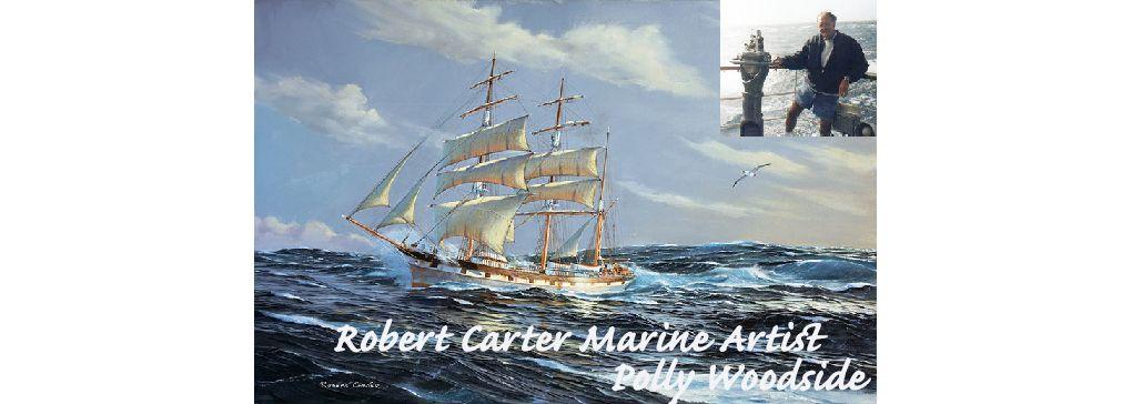 Robert Carter: Marine Artist
