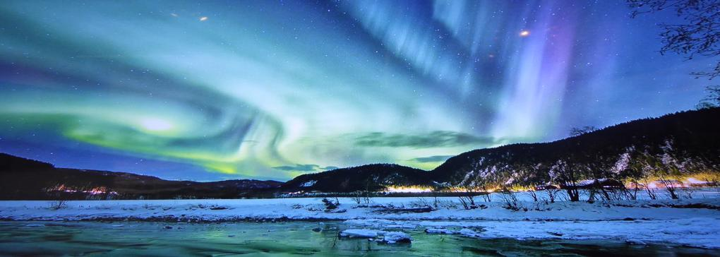 Auroras – Astronomical Art in the night sky