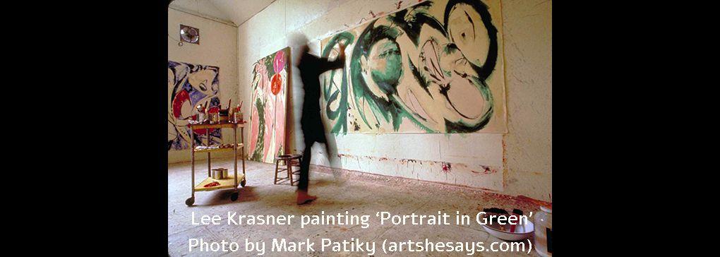 Lee Krasner: Part Three