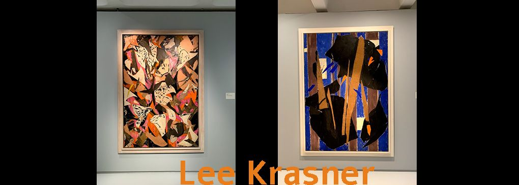 Lee Krasner: Part One