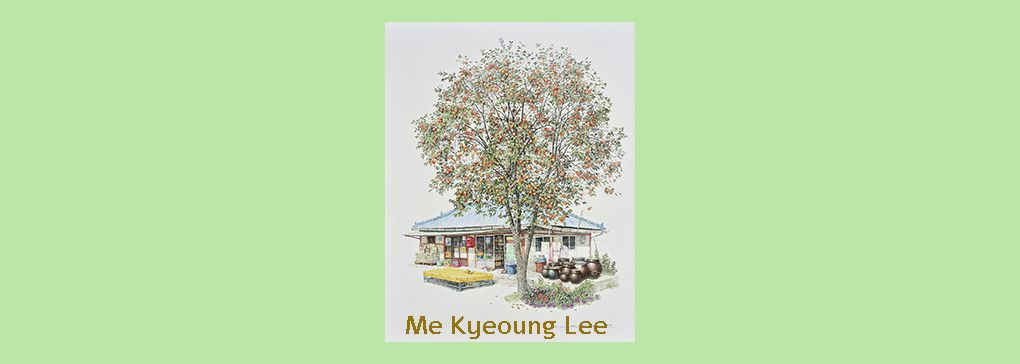 Relaxing with Me Kyeoung Lee: The Corner Store