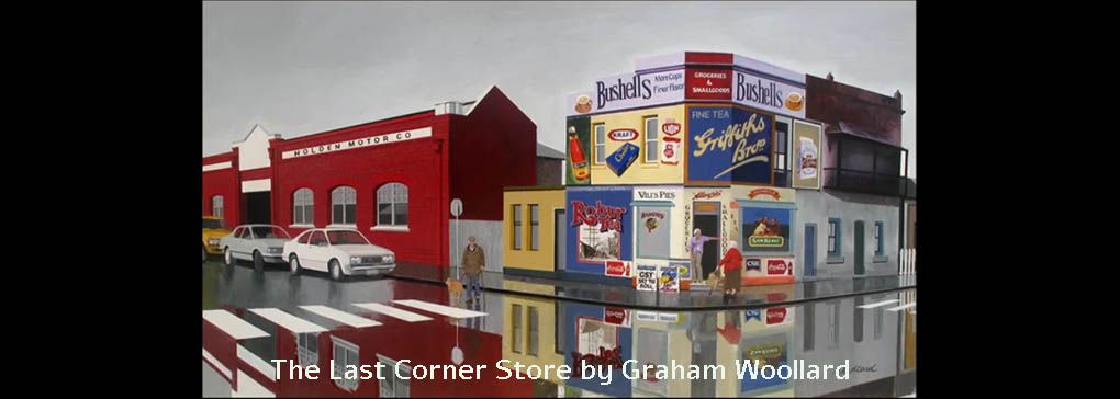 The Corner Store: A Dying Icon