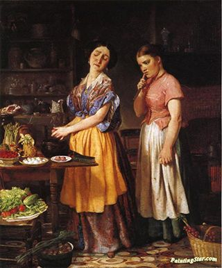 The Young Wife:First Stew