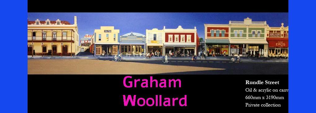 Graham Woollard