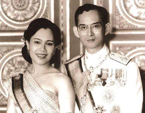 King Rhumibol and Queen Sirikit