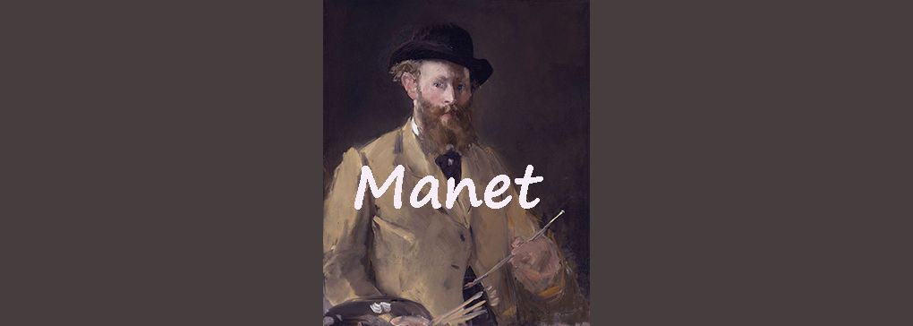 Friday's Feature: Manet