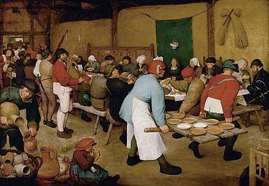 Peasant Wedding Feast