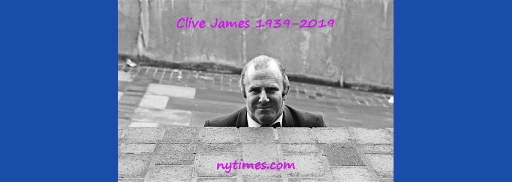 Vivian Leopold James is dead: Long may the talent of Clive James live on