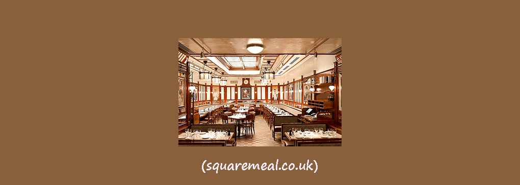 Friday's Feature: Soutine Restaurant