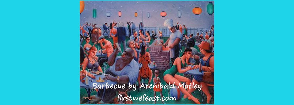 Barbecue Paintings