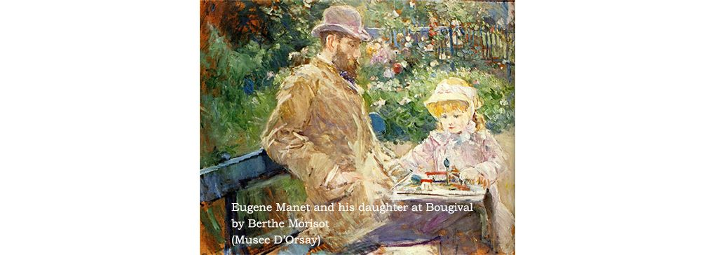 Berthe Morisot- a versatile artist in a man's world