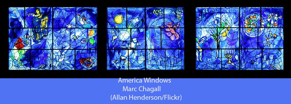 Marc Chagall and the America Windows