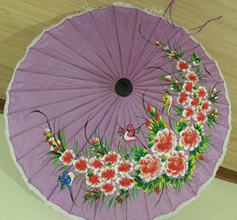 my new umbrella