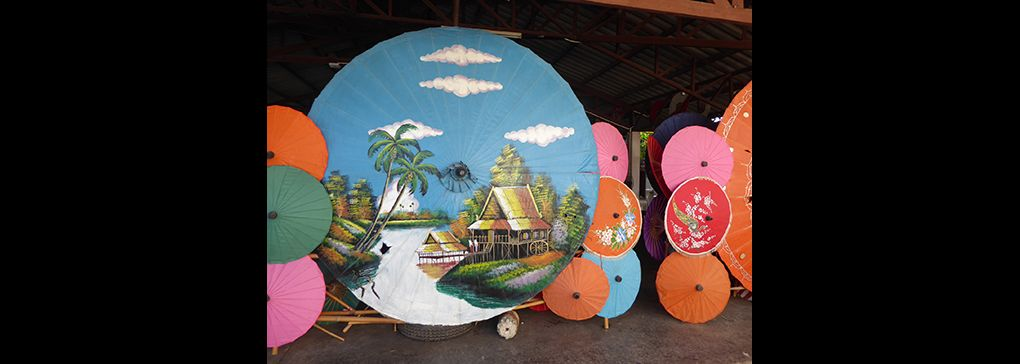 The Handicrafts of Chiang Mai
