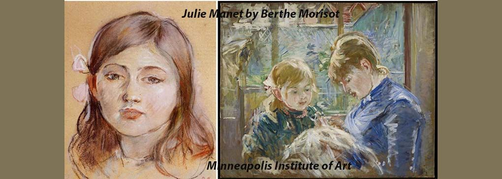 Julie Manet: a Box Seat View of the Lives of the French Impressionists