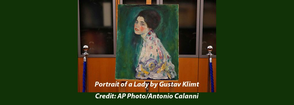 The Gustav Klimt Mystery
