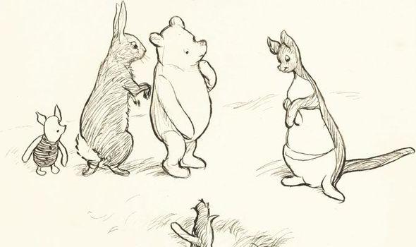 winnie_the_pooh_sketch-410215