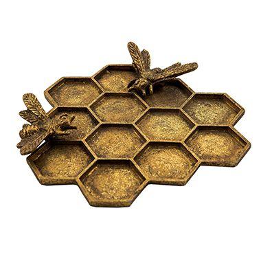 Bee jewellery stand