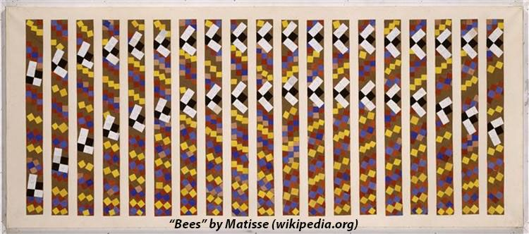 Henri Matisse, Bees and Beyond