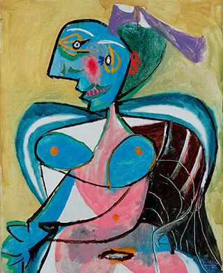 Woman from Arles