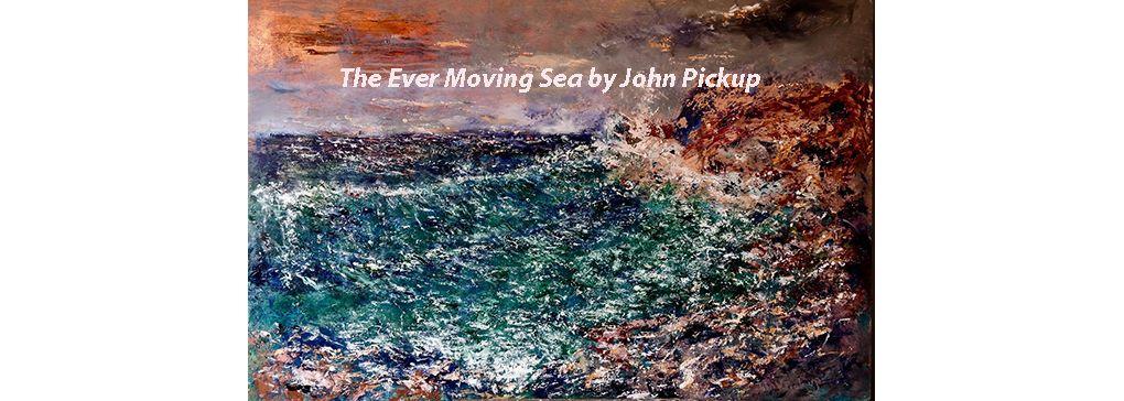 John Pickup OAM: The Artist