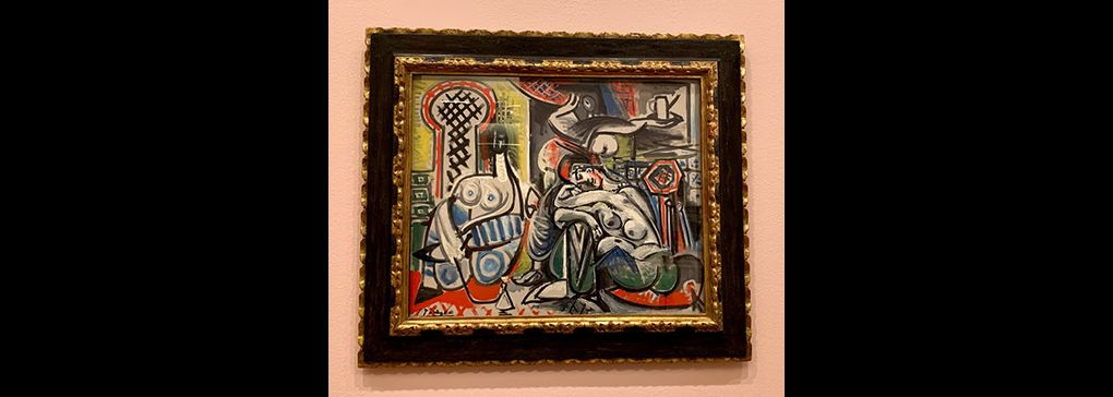 Matisse and Picasso: A Boxing Match unto Death